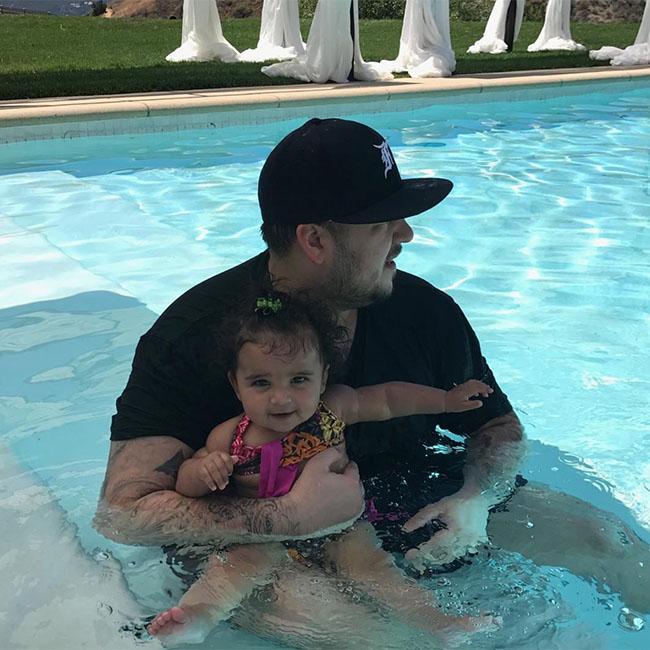 Dream Kardashian throws birthday party for her father Rob