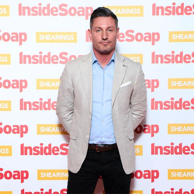 Dean Gaffney 'gets mistaken for David Gandy'