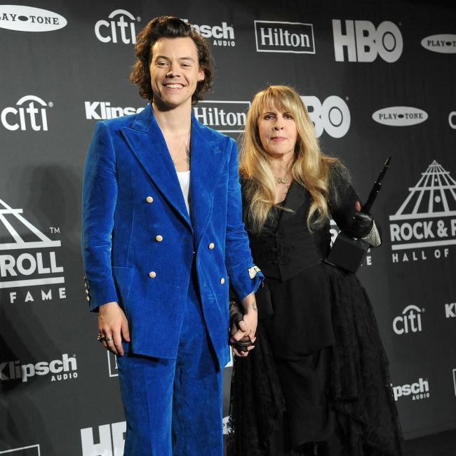 Harry Styles calls Stevie Nicks a 'lady, lover and friend'
