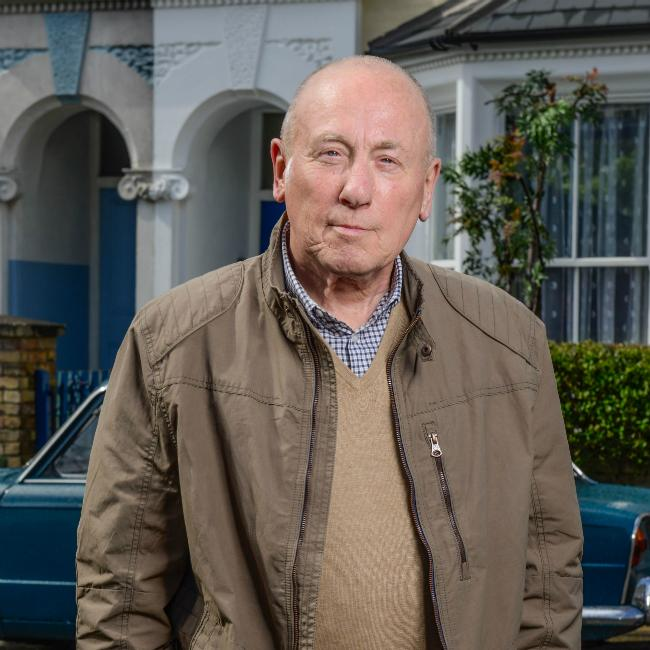 Christopher Timothy: EastEnders stars treated like 'property'