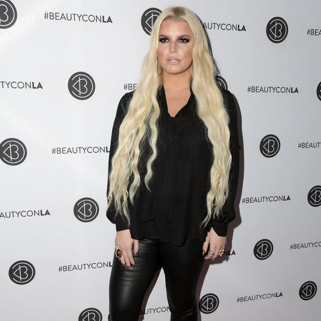 Jessica Simpson has 'best attitude' during c-section recovery
