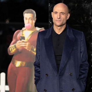 Mark Strong believes audience will 'empathise' with Shazam! villain