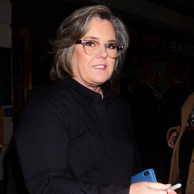 Rosie O'Donnell claims her father sexually abused her