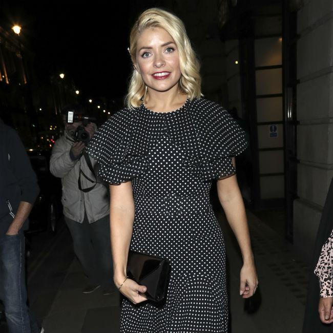 This Morning team lost Holly Willoughby's TRIC Award