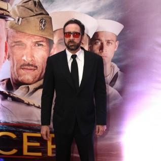 Nicolas Cage applies for marriage license