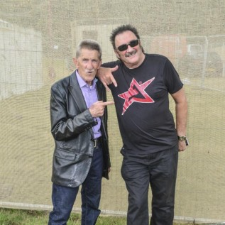 Paul Chuckle says he and Barry were 'like chalk and cheese'