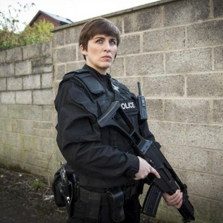 Line of Duty cast had to improve to match Stephen Graham