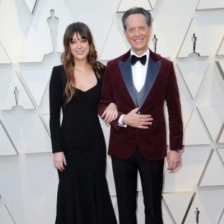 Richard E Grant says some stars looked like wax works at Oscars
