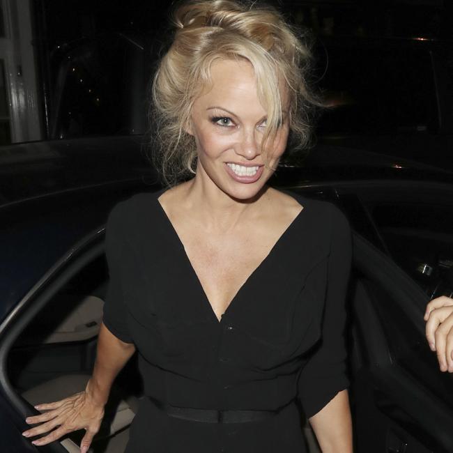 Pamela Anderson rekindles romance with Adil Rami