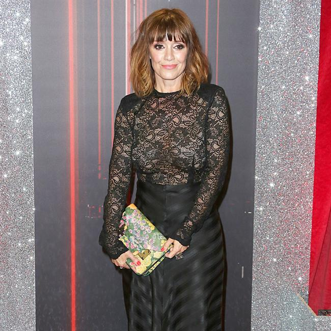 Zoe Henry finds it hard to like Emmerdale character Rhona at the moment