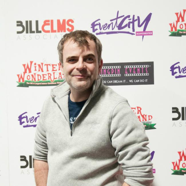Simon Gregson's wife 'has nose broken defending brother'