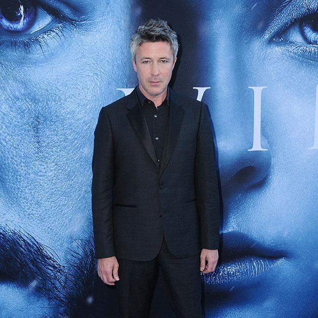 Aidan Gillen spills that John Reid is very interested in Richard Madden's portrayal of him
