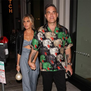 Robbie Williams wants everyone to know him in America