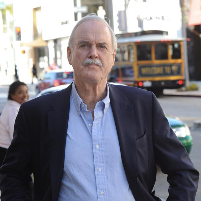 John Cleese claims Netflix snubbed his show pitch