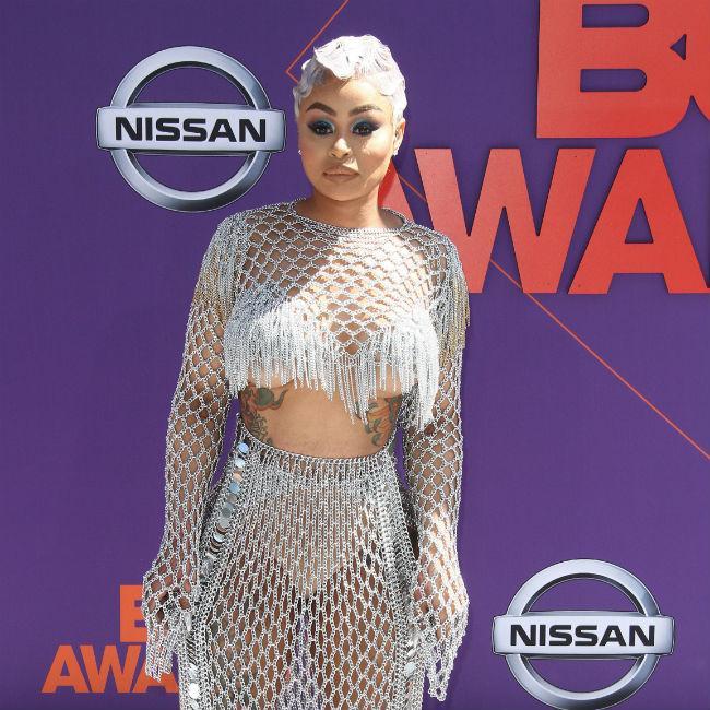 Blac Chyna wishes ex Rob Kardashian a happy birthday
