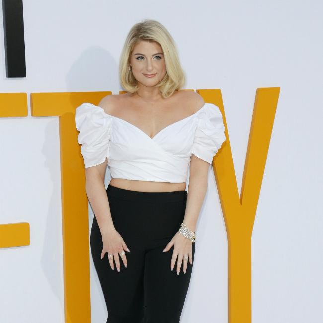 Meghan Trainor 'forgot' wedding ring