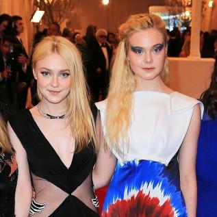 Elle Fanning wouldn't watch her sister Dakota in Friends