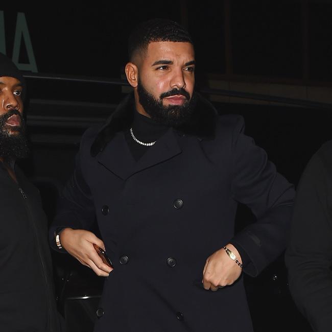 Drake begins work on new album on tour