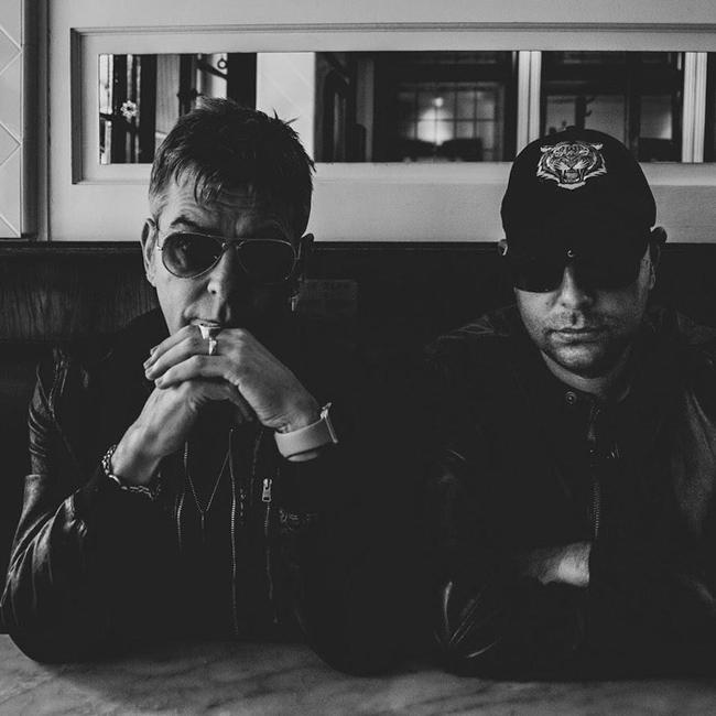 Andy Rourke drops debut single from new band Blitz Vega