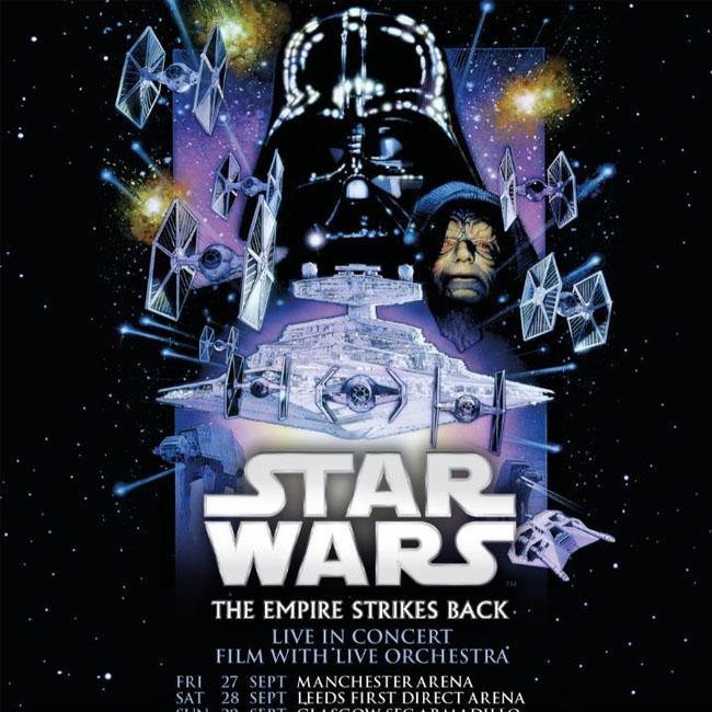 Star Wars: The Empire Strikes Back Live to tour