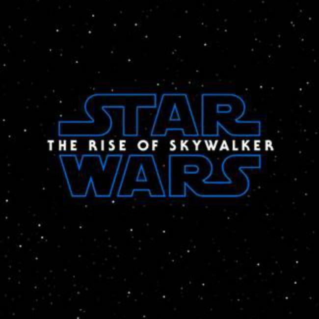 Star Wars: Episode IX title revealed