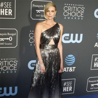 Charlize Theron opens up on raising son as a girl