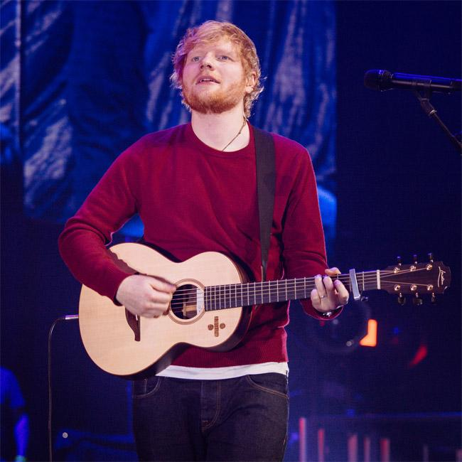 Ed Sheeran helps turn Himesh Patel into 'fantastic performer'