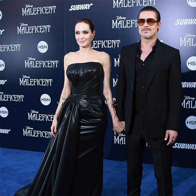 Brad Pitt and Angelina Jolie's communication has improved