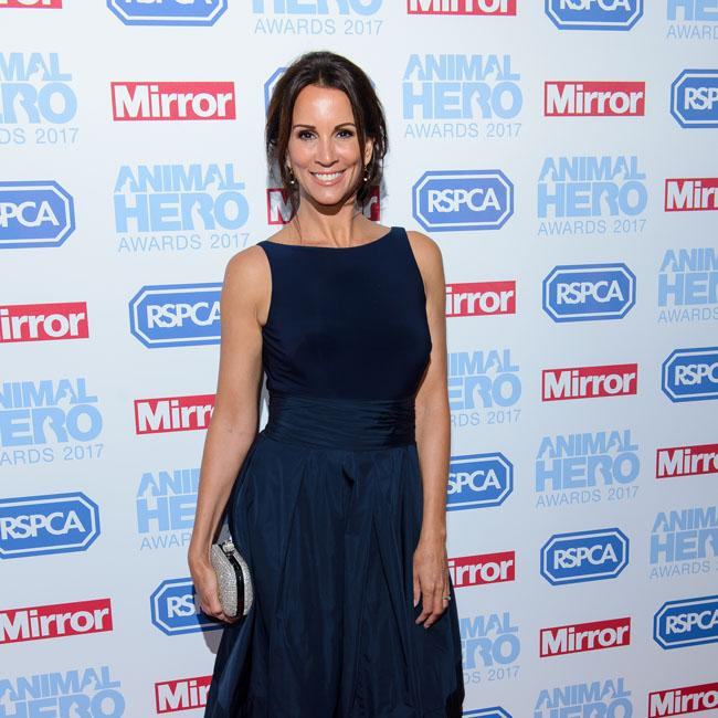 Andrea McLean says Celebrity SAS helped her face 'dark times'
