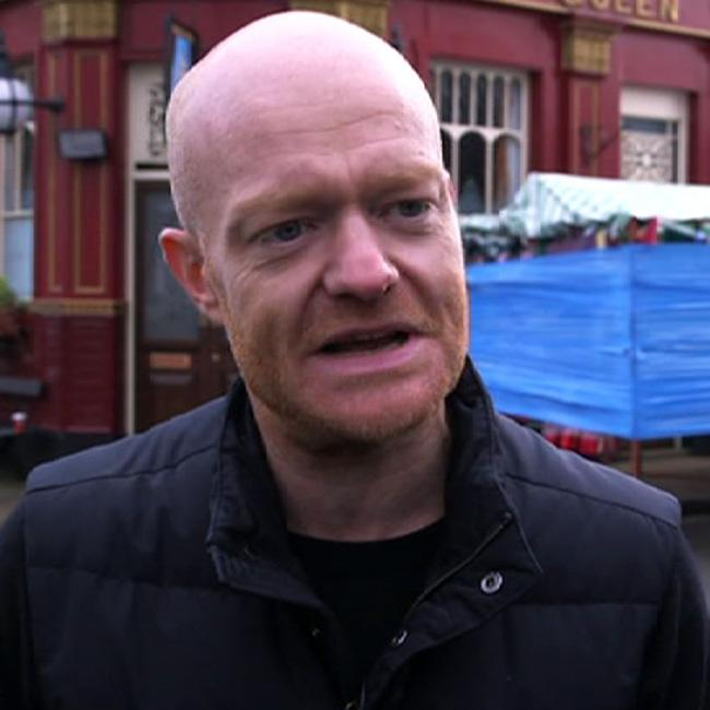 Jake Wood thought of Barbara Windsor 'all through' London Marathon