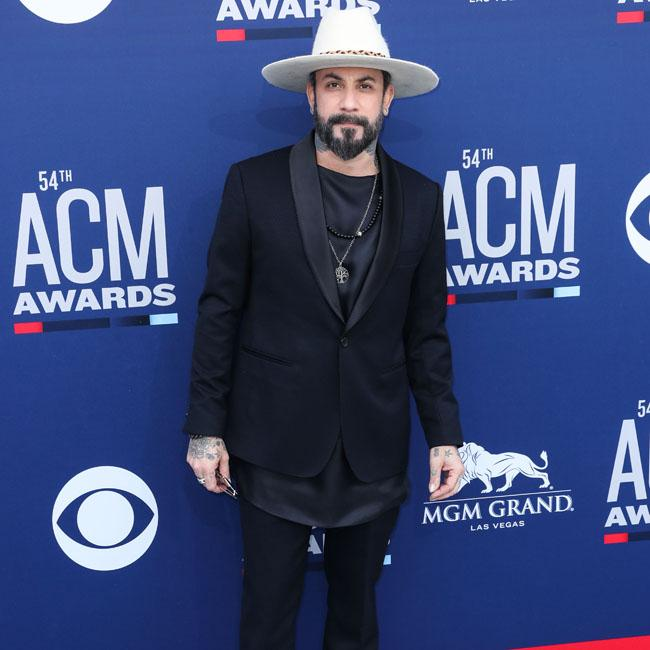 AJ McLean 'excited' to have Brian Littrell's son on tour