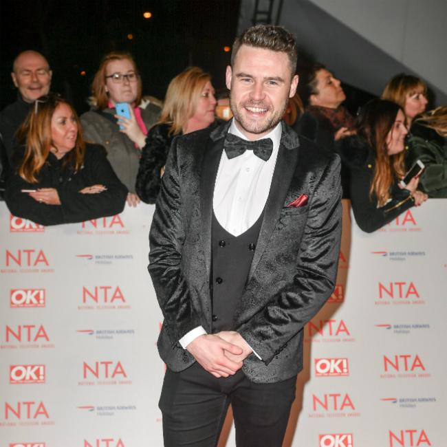 Danny Miller hits out at 'pervert' for filming him in gym shower