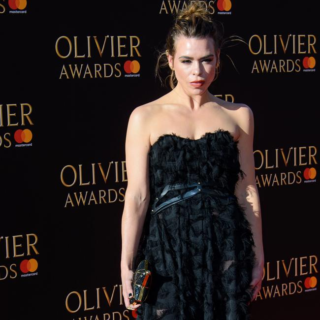 Billie Piper 'challenges' Johnny Lloyd to reflect on his goals