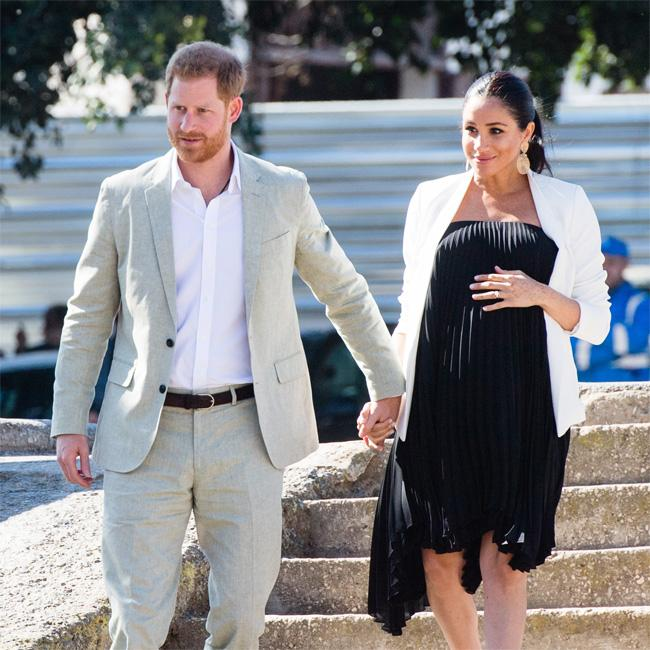 Duchess Meghan is 'nesting' as she prepares for royal baby