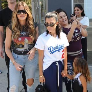 Khloe Kardashian wanted to 'slap' Kourtney
