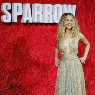 Jennifer Lawrence set to star as a war veteran in new movie