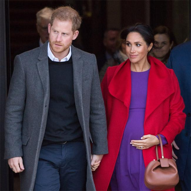 Prince Harry and Meghan to keep baby's birth 'private'