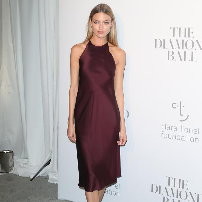 Martha Hunt proud of scars