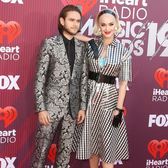 Katy Perry joins Zedd for 365 at Coachella