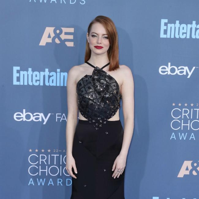 Emma Stone super excited to see the Spice Girls