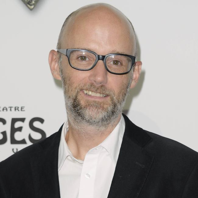 Moby once punched himself following a break-up