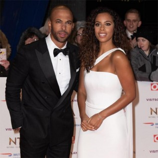 Rochelle Humes embarrasses daughter