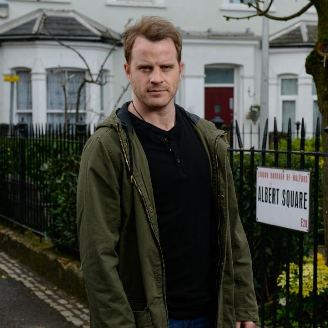 EastEnders team up with Samaritans for Sean Slater plot