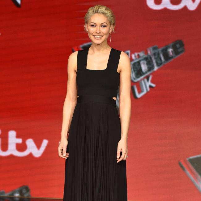 Emma Willis says 'The Voice' has found its feet