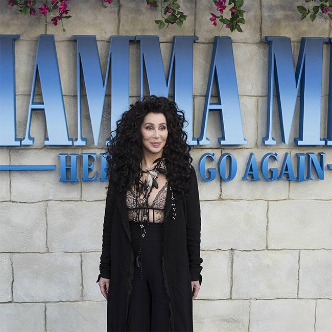 Cher: My farewell tours are 'embarrassing'