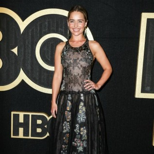 Emilia Clarke's says it 'took balls' to play Daenerys on Game of Thrones