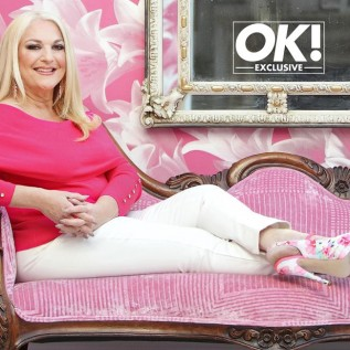 Vanessa Feltz's partner finds her 'sexy' now she is 'happy' with weight loss