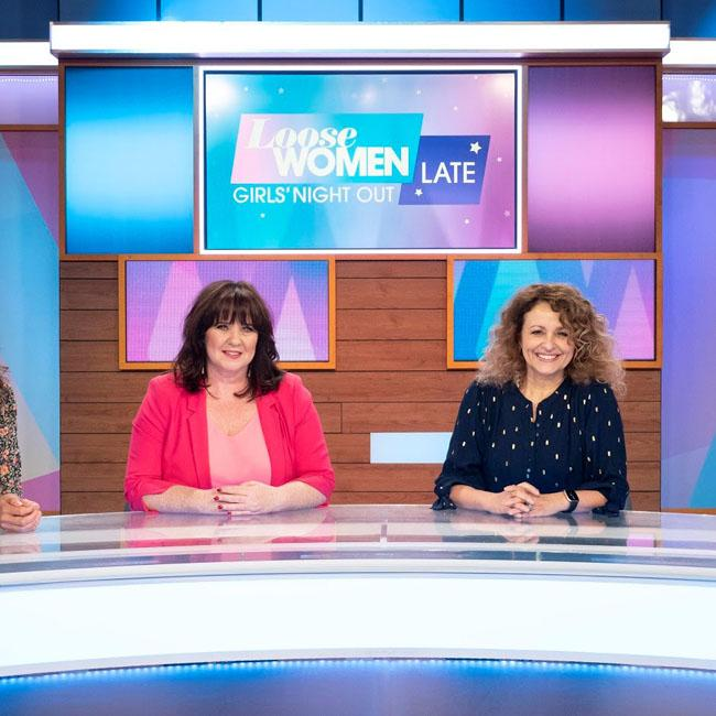 Loose Women stars to swap soft drinks for 'prosecco or gin' at live event