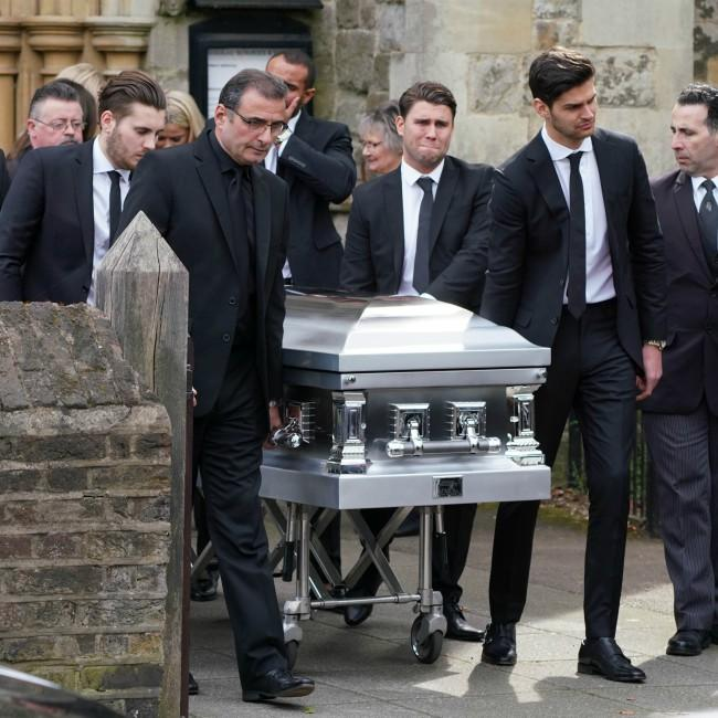 Mike Thalassitis laid to rest