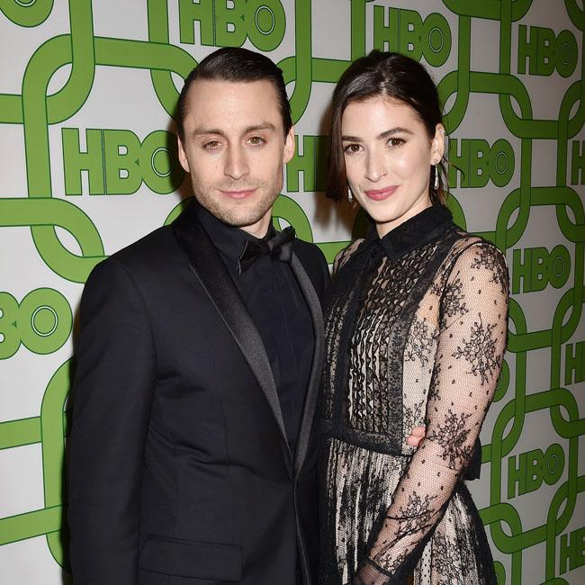 Kieran Culkin is expecting his first child with wife Jazz Charton